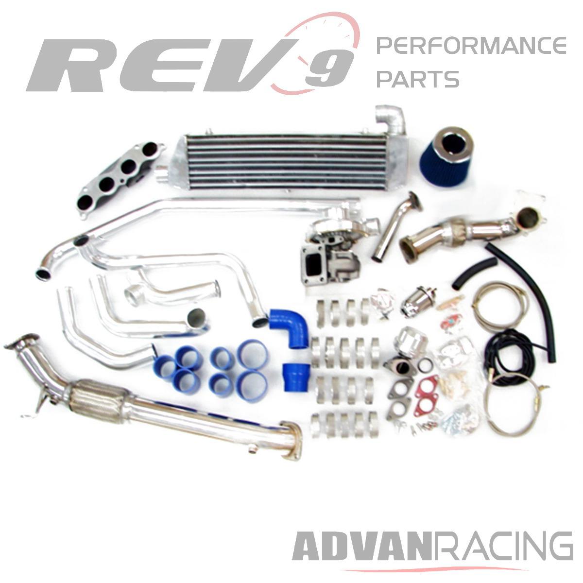 Rev9 (TCK-001) Turbo Kit Start Pack Fits Acura RSX DC5